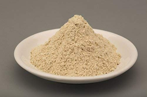 Bio Ashwagandha Pulver Rohkost 1 kg Packung 1000g